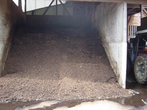 チップやもみがらからできた肥料