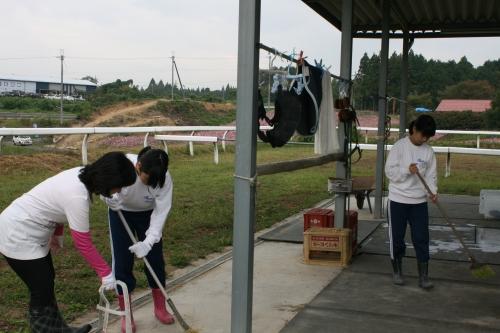 2014.10.1職場体験学習(綾部中学) 004