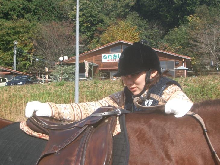 乗馬教室2014秋 第二日目 057